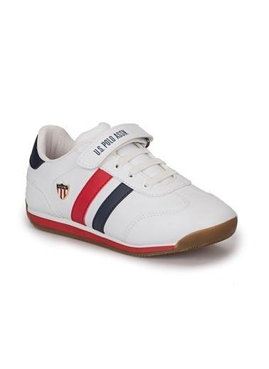 U.S. Polo Assn. Spor Ayakkabı Beyaz